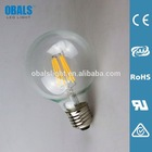 Factory Supply! Filament Dimmable china manufacturer 6w e27 led bulb lighting