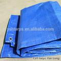 wateproof azul cubierta de plástico