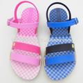 2015 sandalias planas de moda para mujeres