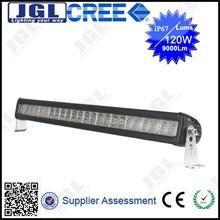 IP67 spot/flood beam 4x4 offroad led light bar 120w led lights car