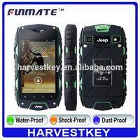 Bottom price new coming Z6 4 inch IP67 Waterproof i68 waterproof phone