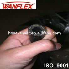 Superior Chinese Fiber Braid Rubber Air Hose,Smooth Surface High Pressure Flexible Air Pipe