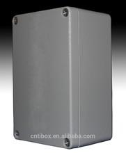 aluminum din rail enclosure/aluminum shower enclosure/aluminum electronic enclosure box