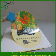 Attractive price factory manufacturer paper label printing fruit label sticker for fruit products