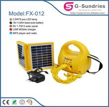 China portable solar sun tracker kit
