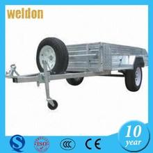 WELDON Custom Made cargo trailer