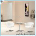 ( sp- ct575) diseño moderno europeo de mesa y una silla conjunto discoteca al por mayor de muebles