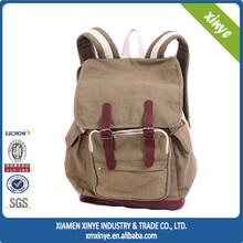 Fashion Unisex Canvas Aoking Laptop Travel Backpack Bag