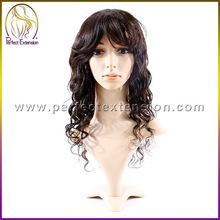 cheap sale top industry human nature indonesian hair dark blue wig