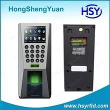Advanced algorithm biometric fingerprint f18 access control system