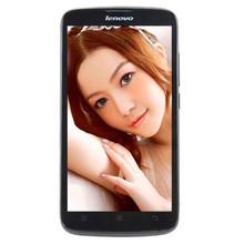 "Original Lenovo A399 Mobile Phone 5.0"" Inch MTK6582M Quad Core 1.2GHz Android 4.4 Bluetooth WiFi 3G WCDMA Dual SIM Smart Phone"