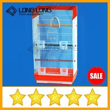 with CE certificate outdoor wooden bird cage pet product bird cage