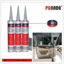 polyurethane sealant for window/auto glass sealant/pu sealant for windshield pu8610