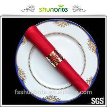 SGS certified Dining Designer table napkin folding