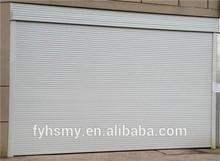 metal aluminum roll up windows and doors