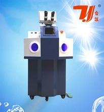 Shenzhen good welding effect gold laser welding machine jewelry with ce from Taiyi brand