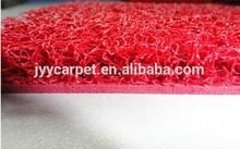 China Red PVC ROLL MAT