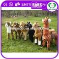 Oi ce cavalo de brinquedo para crianças/funil brinquedo cavalo/brinquedo de borracha do cavalo