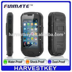 Super quality promotional S09 4.0 inch IP68 Waterproof walkie talkie rugged smart phones 2015