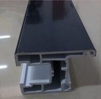 upvc windows profile price china/extrusion pvc profiles