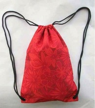 New recycle fold up bag polyester oxford