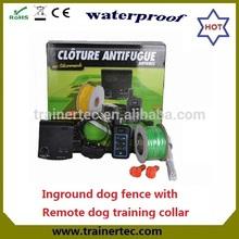 Trainertec waterproof wireless fence dog pet fence DF-113R