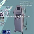 E-light RF Nd Yag laser Multi-Function Hair Removal Beauty Equipment