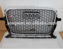 auto parts RSQ5/Q5 front grille for audi Q5