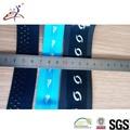 La costumbre no- deslizamiento de tejido de impresión bandas elásticas de silicona pinza elástica bandalateral cinta elástica de silicona