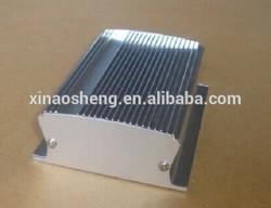 2015 XIN AO SHENG new pure aluminum mini itx case for Industrial pc
