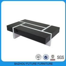 2015 guangzhou fair new model wooden coffee table