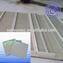 Senyu WPC building material - wpc construction shuttering sheets