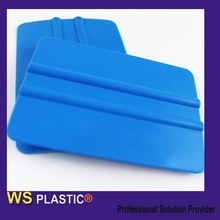 squeegee plastic card