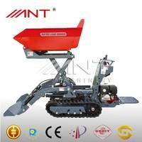 BY800 mini skid steer loader electric wheelbarrow