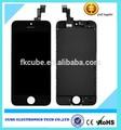 lcd de pantalla del teléfono celular para iphone5s accesoriosparamóvil