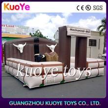 Touro mecânico inflável jogos, Inflável louco esporte mecânicos bulls, Inflável brinquedos mecânicos