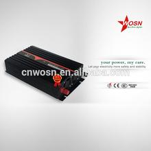high efficiency intelligent pure sine power inverter 1500w 12v 220v