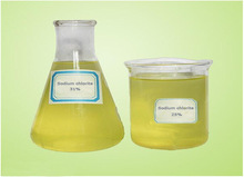 UN no 1908 Sodium chlorite 24%-25%;31% for Disinfection in daily life