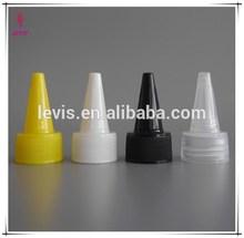24mm Plastic PP screw sharp mouth cap