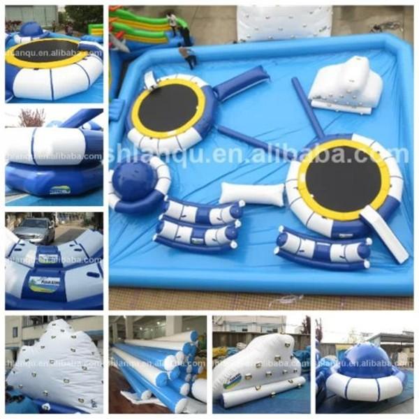 Big Inflatable Pool Lake Sea