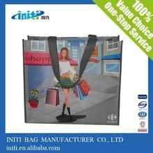 High Quality Eco PP Non Woven Bag /Custom Recyclable&Reusable PP non woven Shopping Bag