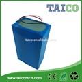 de iões de lítio da bateria 12v 120ah solar da bateria recarregável pack