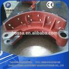 Terex mining truck 3303D/3305B/3305F front axle brake shoes 09079082 &09079084