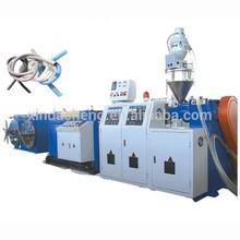 Single Wall Corrugation Pipe Machine