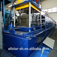 Metal structure c/z/ u purlin roll forming machine to make c/z/u shape