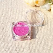Manufacturers selling glitter powder / Fashionable 0.2mm colorful hexagonal glitter