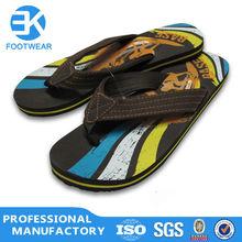 EK Custom Design Gel Ice Pack Slipper