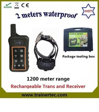 DT-1200 dog electric shock collar with a discount for large quantity