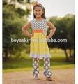 2015 nuovo arrivato! Gibaby girlsleeveless abito chirldren vestiti, abbigliamento bambini, baby girl outfitsrlsingrosso boutique di abbigliamento