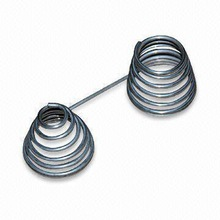 Automotive Changeable Pitch Compression Springs, Suitable for Architecture and Home Appliance